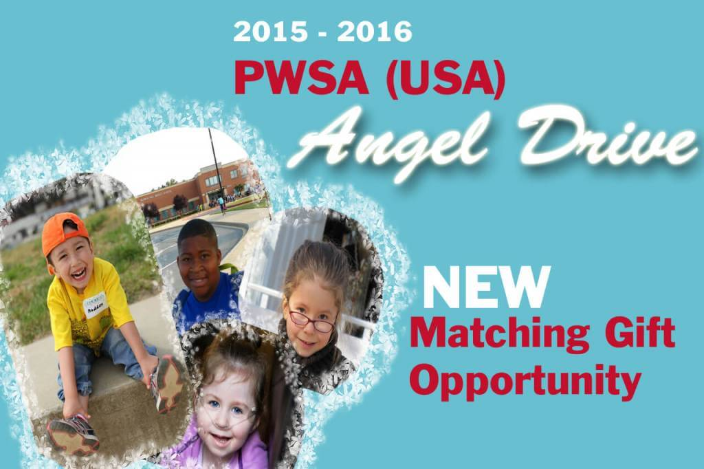 New angel drive match opportunity