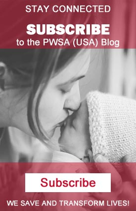 PWSA (USA) Blog Subscribe