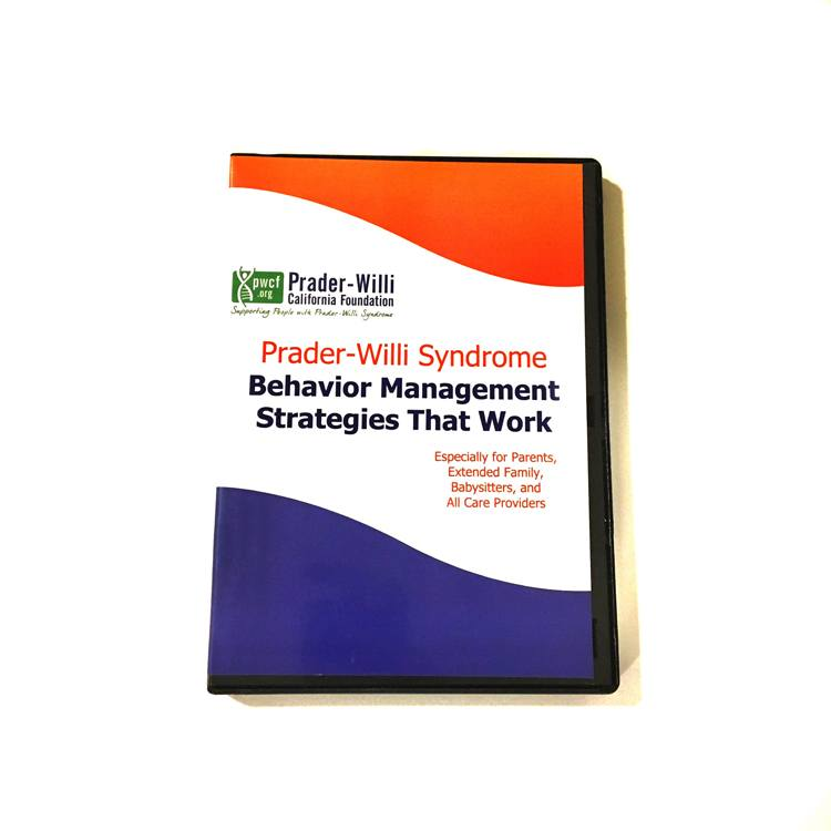 Prader-Willi Syndrome Behavior Management Strategies That Work Especially  for Parents Extended Family, Babysitters, and All Care Providers (DVD)